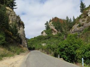horse range road